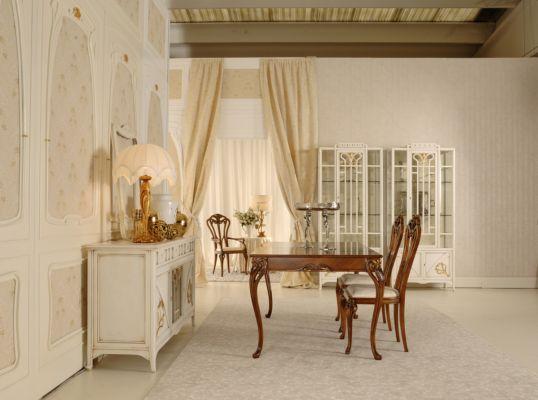 Arredamenti violi arredamenti di lusso mobili in stile for Arredamento stile liberty