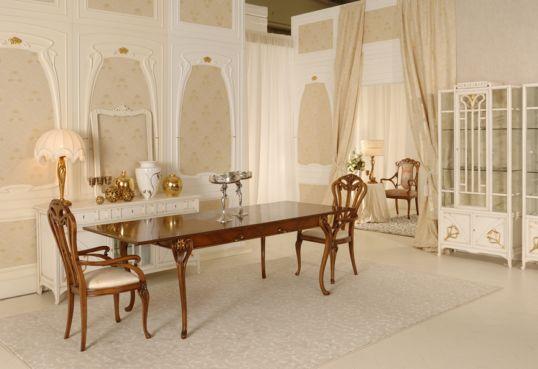 Arredamenti violi arredamenti di lusso mobili in stile for Arredamenti stile liberty
