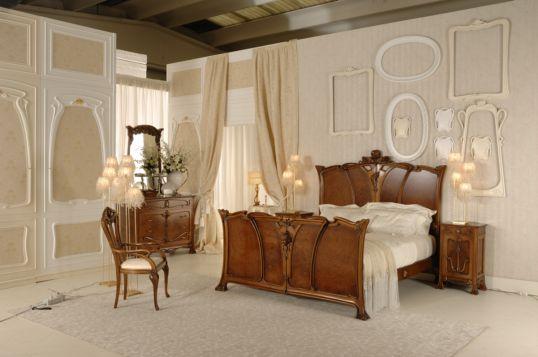 Salotto stile liberty idee per il design della casa - Stile liberty mobili ...
