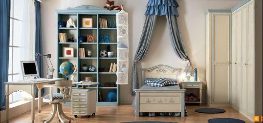 Camerette idee di lusso il meglio del design degli interni - Foto di camerette per bambini ...
