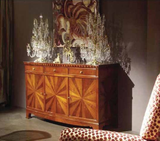 Annibale Colombo Mobili Classici.Arredamenti Violi Luxury Furnishings Italian Original Style