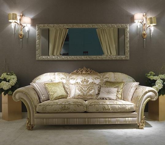 Arredamenti violi arredamenti di lusso mobili in stile for Salotti eleganti classici